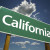 California, State, Sign, Clouds, Sky
